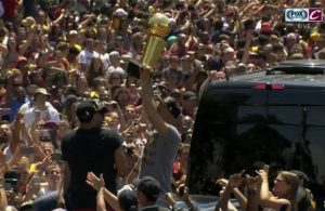 Richard Jefferson Championship Parade
