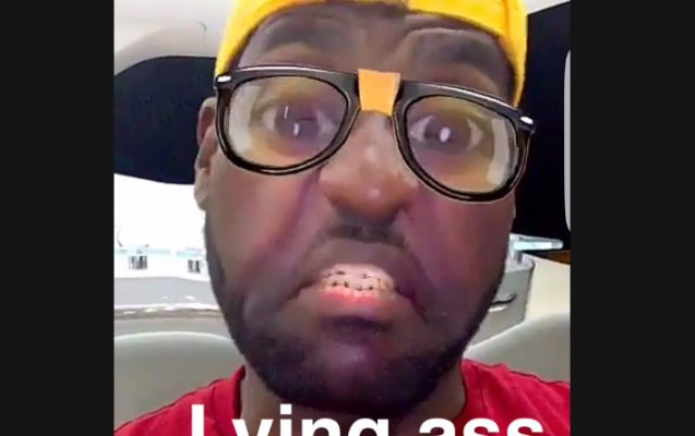 LeBron James Dwyane Wade Snapchat