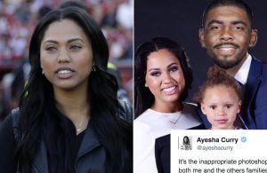 Ayesha Curry Upset Over Photoshopped Images