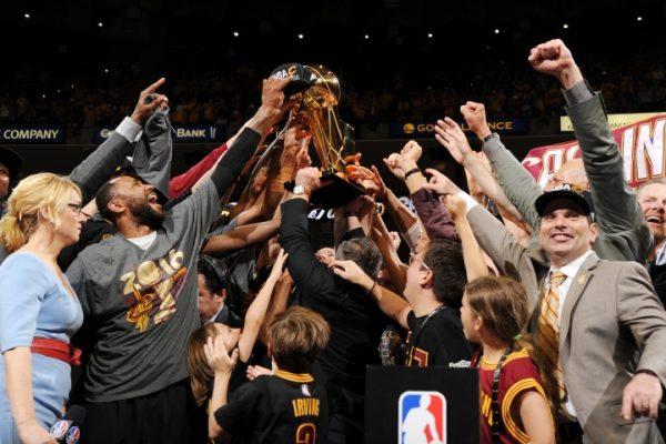 Cleveland Cavaliers vs. Golden State Warriors Game 7 Recap ...
