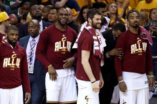 David Griffin Intends to Keep Cleveland Cavaliers' Core Group Together