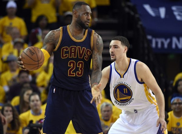 Klay Thompson Suggests Why People Like Curry Over James