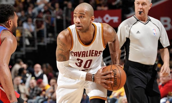 Dahntay Jones Cavs