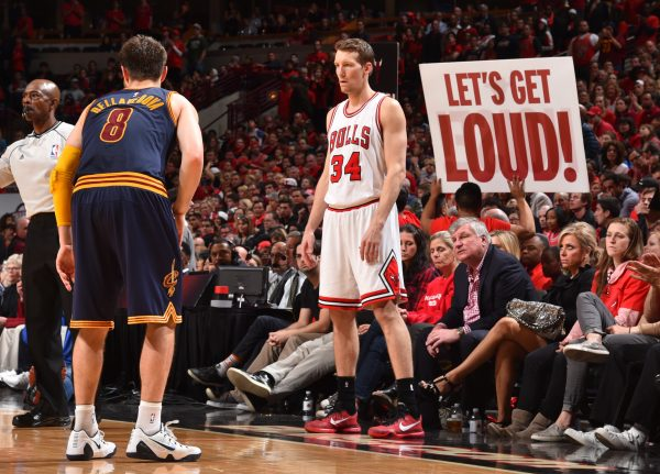 Matthew Dellavedova and Mike Dunleavy