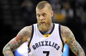 Chris Andersen Grizzlies