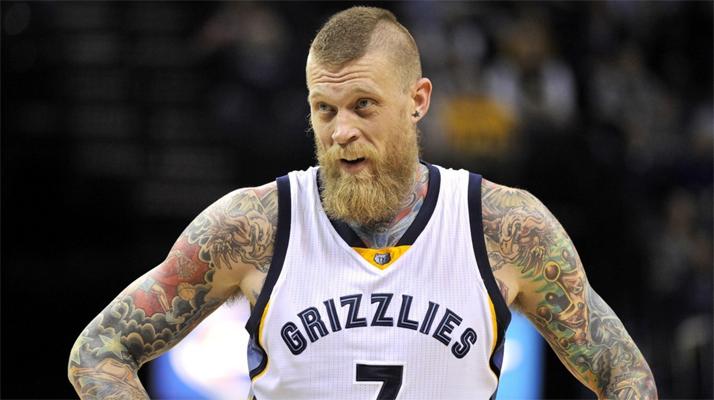 Chris Andersen Grizzlies