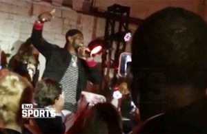 Video: LeBron James Tells Guests to Dance or GTFO at ESPYS After-Party