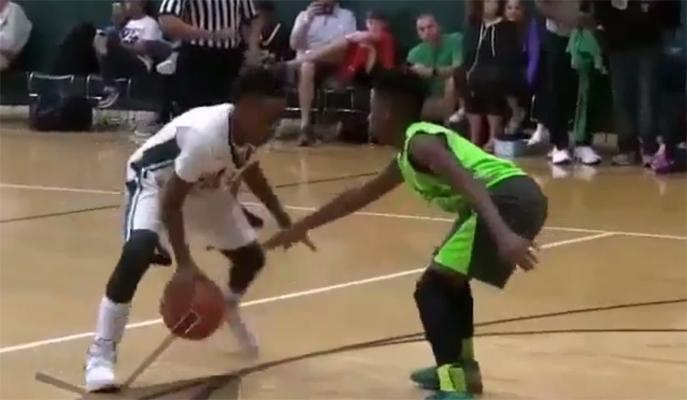 LeBron's Son Showcases Insane Skills in Tournament