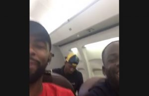 Kyrie Irving and Draymond Green