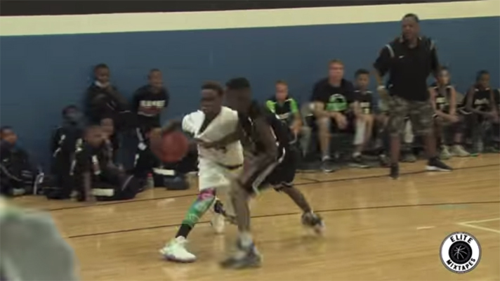 Video: LeBron James Jr. Dazzles as He Leads Team to 2016 USBA Championship