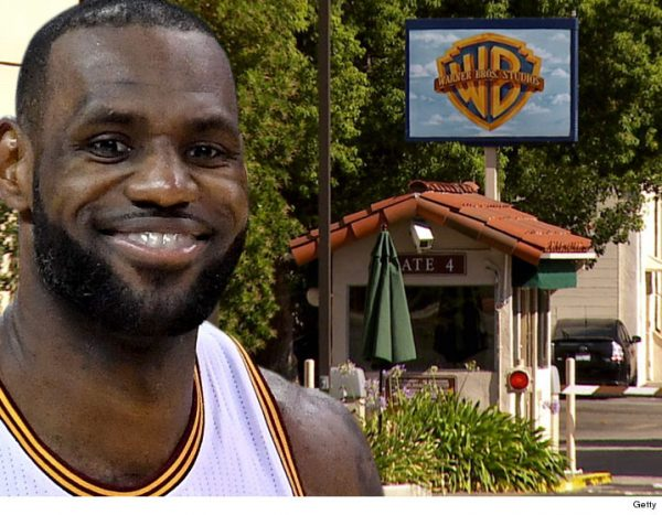 LeBron James Warner Bros.