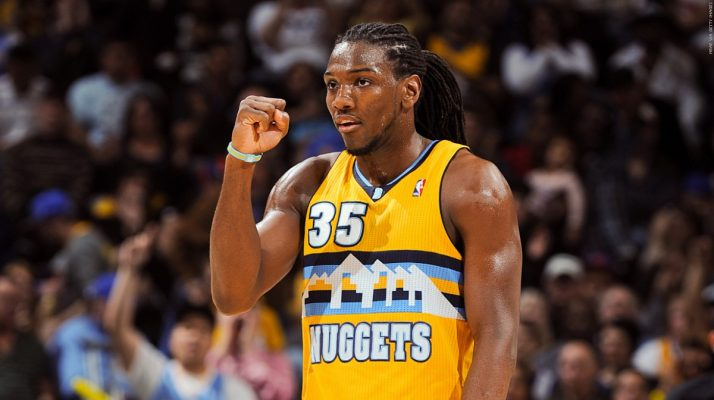 Kenneth Faried Denver Nuggets