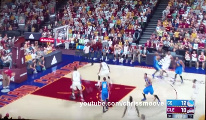 NBA 2K17 Leaked Footage