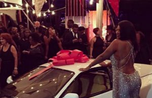 Video: LeBron Surprises Wife with Ferrari at Birthday Party