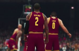 NBA 2K17 Releases Game Trailer 'Friction'