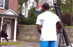 Video: Rare Footage of an 18-Year-Old Kyrie Irving Playing Basketball With Friends