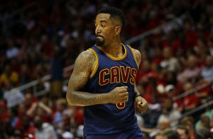 Cleveland Cavaliers v Atlanta Hawks - Game One