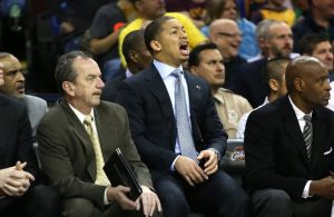 Cavaliers Coaching Staff