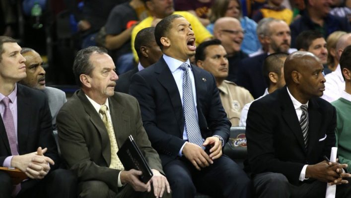 Cavaliers Coaching Staff