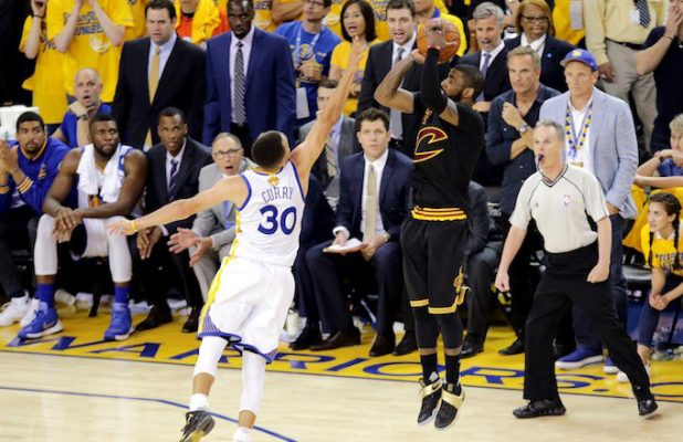 Kyrie Irving Game 7