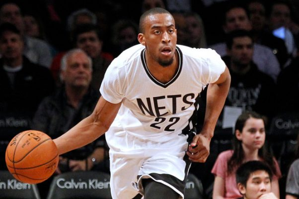 Markel Brown Brooklyn Nets