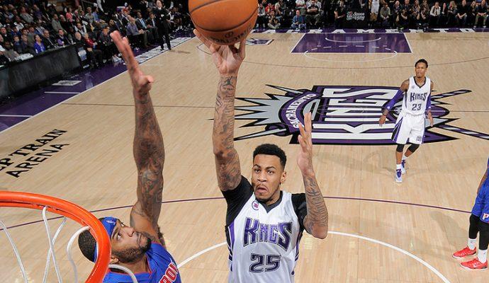 Eric Moreland Sacramento Kings