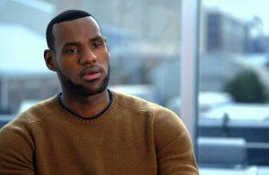 LeBron James Actor Movie