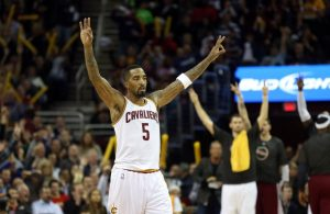 J.R. Smith 3-Pointer Cavs