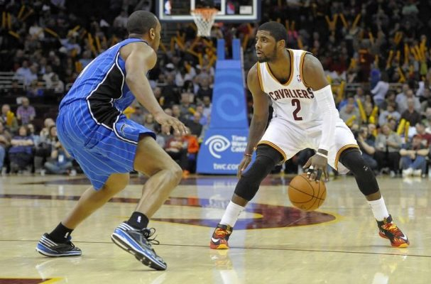 Kyrie Irving vs. Orlando Magic