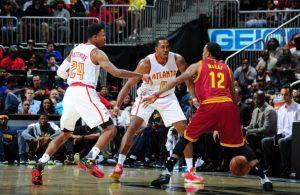 Jordan McRae Cavs vs. Atlanta Hawks