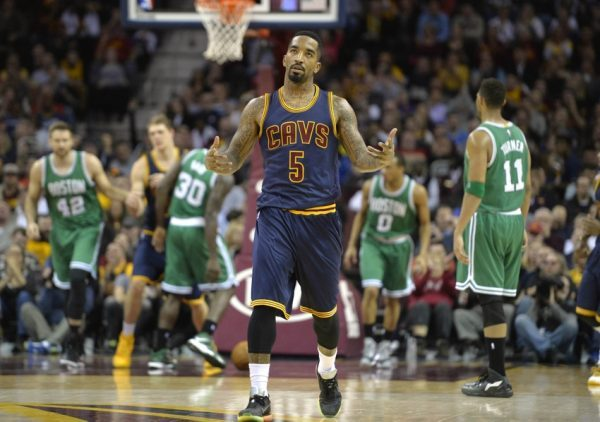 Cleveland Cavaliers, JR Smith still in never-ending