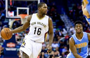 Toney Douglas New Orleans Pelicans