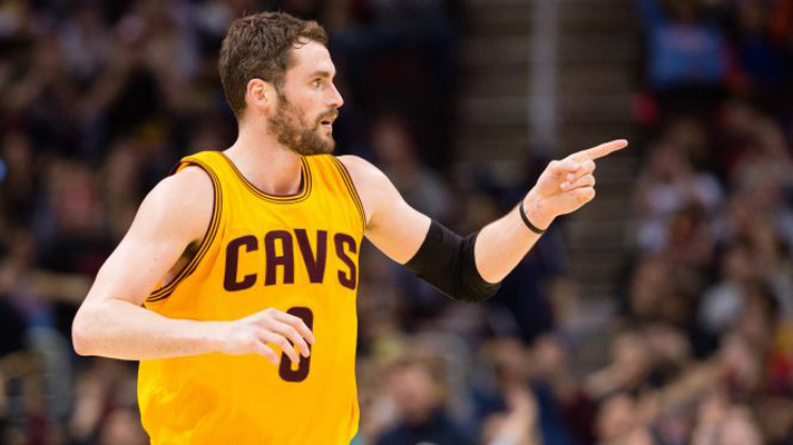 Kevin Love Cavs