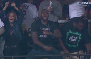 LeBron James World Series