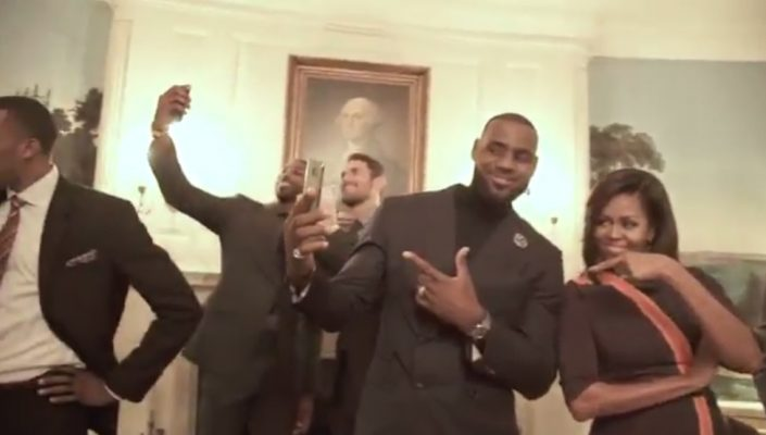 Video: Cavs Take Part in Epic Mannequin Challenge