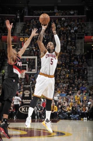 J.R. Smith 3-pointers