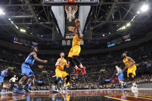 LeBron James Cavs