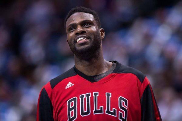 Nazr Mohammed Chicago Bulls