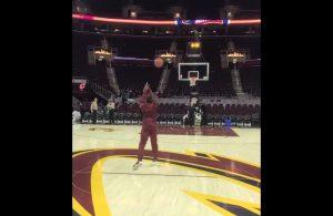 LeBron James Jr. Cavs