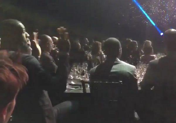 LeBron James Kendrick Lamar Show