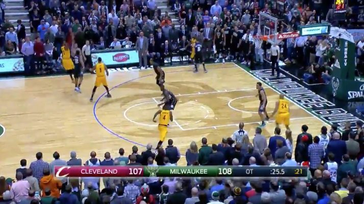 LeBron James 3-Pointer