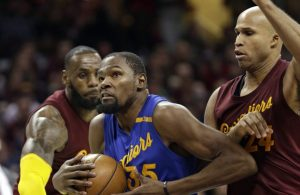 Kevin Durant Cavs