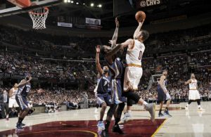 Kevin Love vs. Memphis Grizzlies