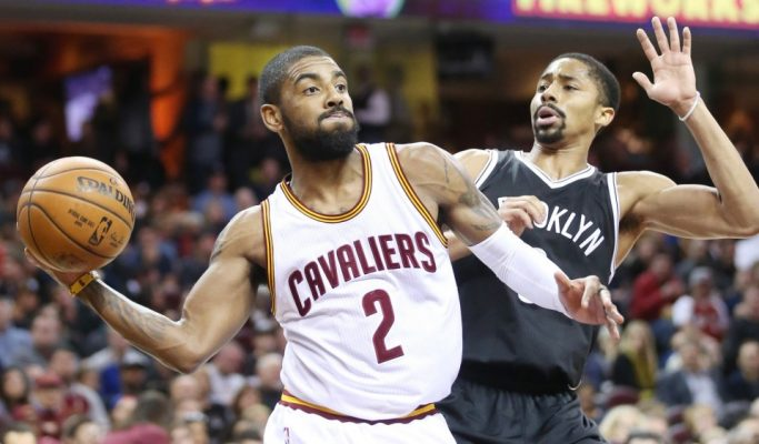 Kyrie Irving vs. Brooklyn Nets