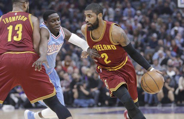 Kyrie Irving vs. Sacramento Kings
