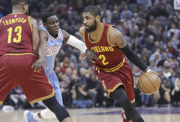 Kyrie Irving vs. Sacramento Kings
