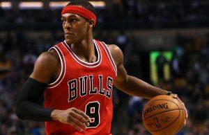 Rajon Rondo Bulls