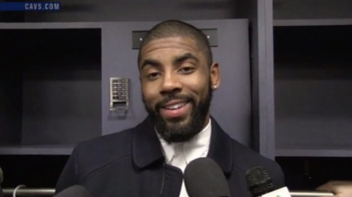 Kyrie Irving Interview