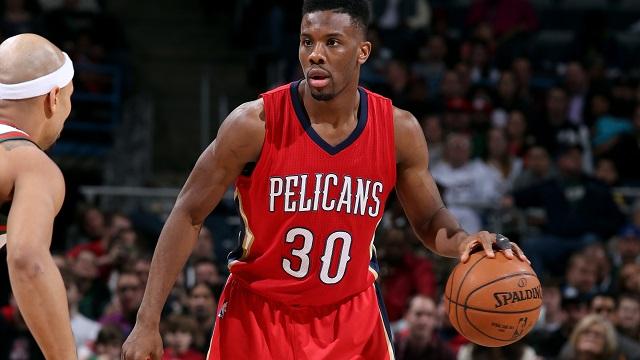 Norris Cole New Orleans Pelicans