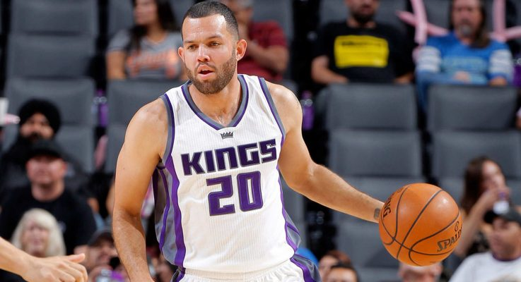 Jordan Farmar Sacramento Kings